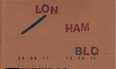 British Albanian artist exhibits in Kosovo, London and Hamburg to follow