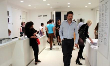 Anri Sala's exhibition, London, 1 October – 20 November 2011
