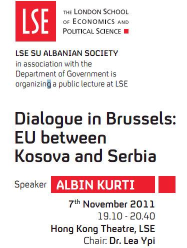<!--:en-->Academic Lecture by Albin Kurti – the Leader of the Levizja VETEVENDOSJE!<!--:-->