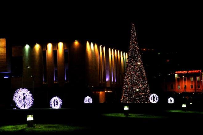 Christmas in Albania