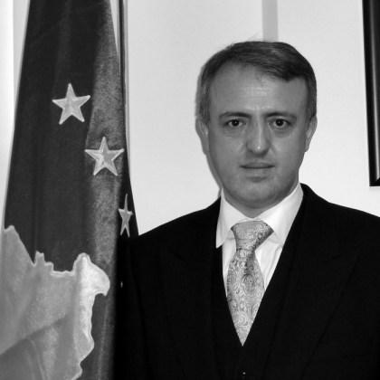 Dr Muhamet Hamiti, Ambassador of the Republic of Kosovo in the UK