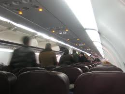 Wizz Air cabin
