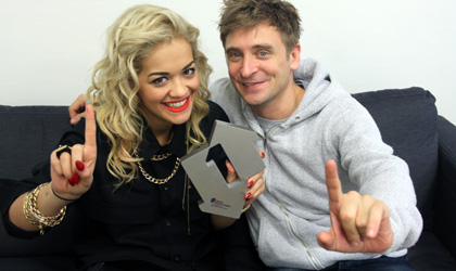 Rita Ora and DJ Fresh
