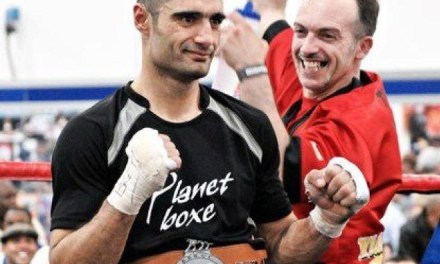 <!--:en-->Our Qato wins English middleweight belt in tough scrap with Hainy<!--:-->