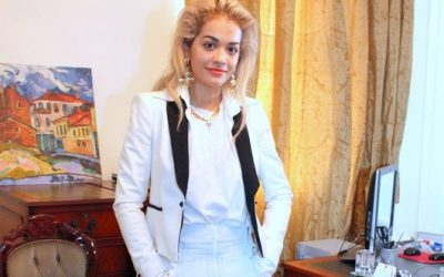Virginia Blackburn: Twitter is full of morons as Rita Ora has just found out
