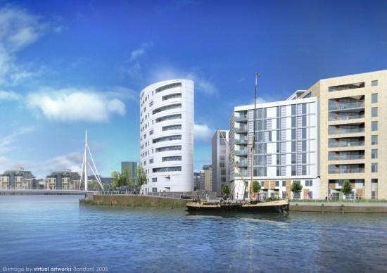 New Capital Quay në Greenwich, Londër
