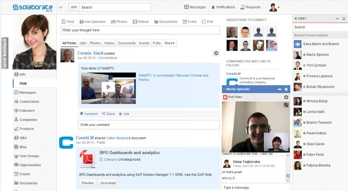 <!--:en-->Solaborate the first social networking platform dedicated to technology professionals<!--:--><!--:sq-->Lansohet platforma Solaborate, rrjeti i parë social dedikuar profesionistëve të teknologjisë<!--:-->