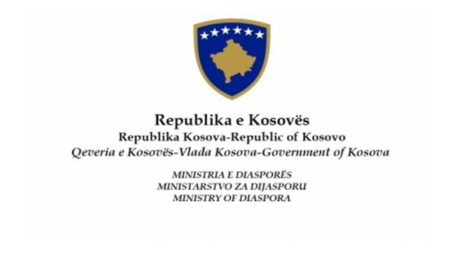 <!--:sq-->Ministria e Diasporës së Kosovës kërkon ndihmën tuaj në hartimin e strategjisë për diasporën<!--:-->