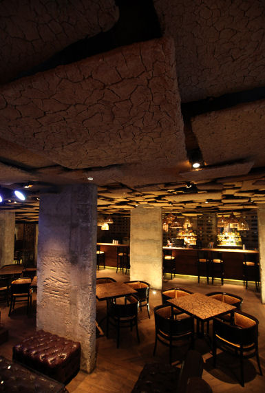 Hamam Jazz Bar in Prishtina