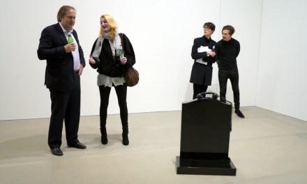 <!--:en-->Albanian artist, Sislej Xhafa, exhibits at London's Blain|Southern<!--:-->
