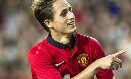 Talented Adnan Januzaj, Man Utd player to play for Belgium