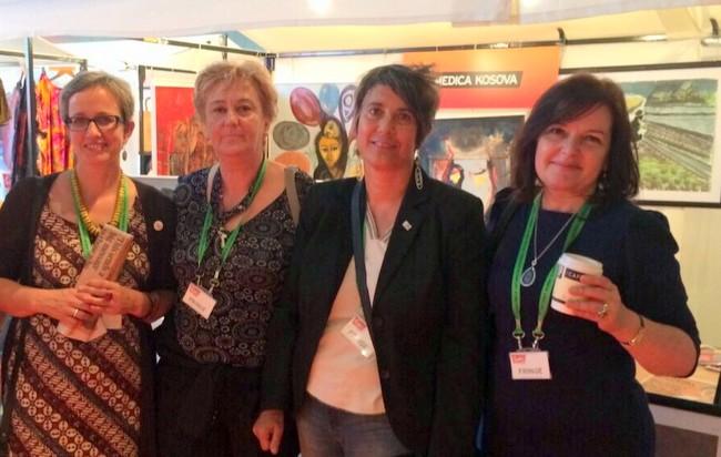 Përfaqësuese të OJQ-se Medica Kosova në Samitin Global për Ndaljen e Përdhunimeve Në Luftë që po mbahet në Londër