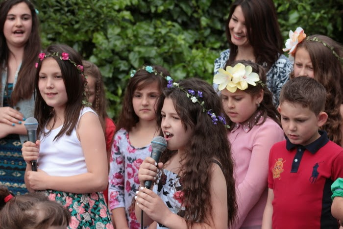 Children's Day Celebration, London, organised by Ardhmeria Society (Photos)