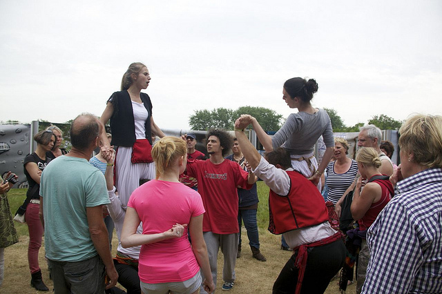 Invisible Walls, a unique Albanian theatrical experience, Edinburgh Fringe, 1-12 August 2014