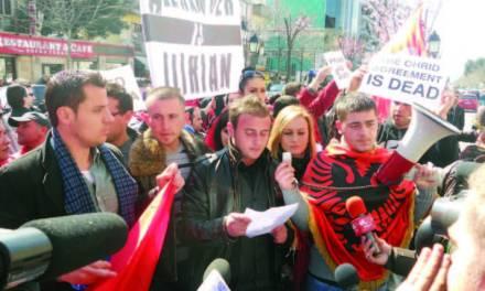 Nesër në Londër, protestë në përkrahje të kërkesave për drejtësi të shqiptarëve të Maqedonisë
