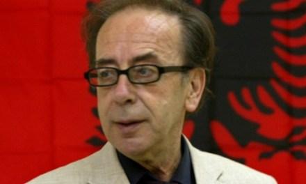 <!--:en-->Famous Albanian writer Ismail Kadare, to receive Jerusalem Prize<!--:-->