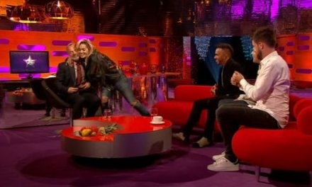Some Graham Norton audience members overreact over Rita Ora's 'gay joke'?