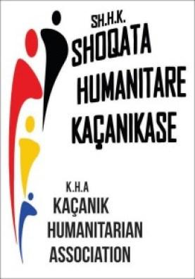 Logoja e Shoqates Humanitare Kacanikase