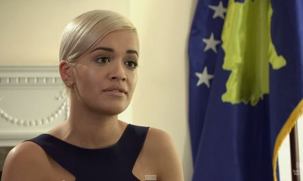 """It's me, it's what my blood is"", Rita Ora on being Kosovan"
