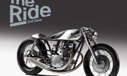 Motoçikleta e dizajnuar nga shqiptarë të Britanisë publikohet në ballinë të një libri prestigjioz