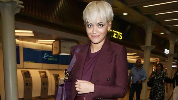 Rita Ora wants to open a school in her Kosovan hometown