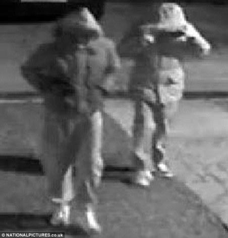 CCTV imazhet e të dyshuarëve që vodhën në shtëpine e Rita Orës