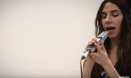 PJ Harvey's new album trailer shot in Kosovo as well (Video)