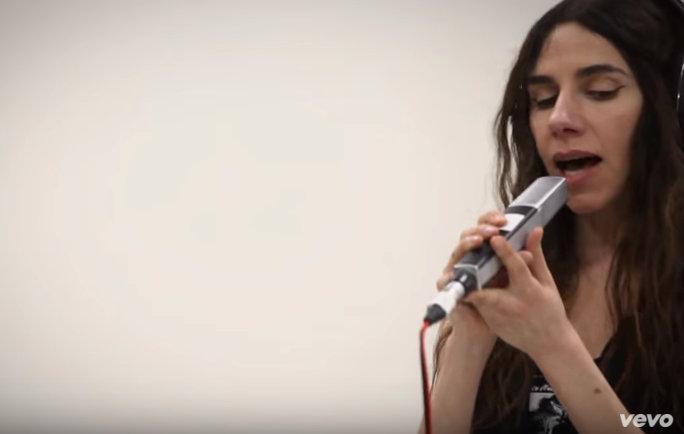 PJ Harvey's new album trailer shot in Kosovo as well (Video)