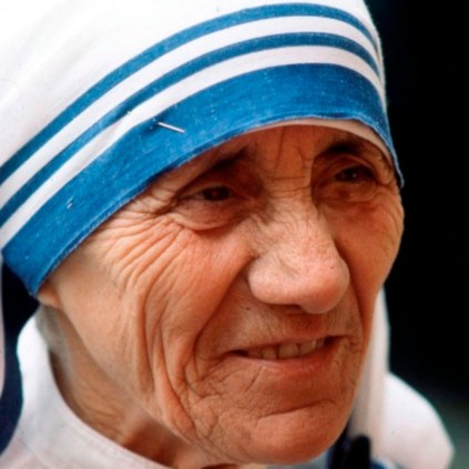 Mother Teresa was born in 1910, an Albanian Catholic in what was then the Ottoman Empire