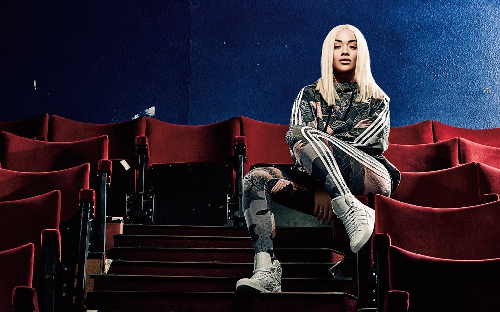 Rita Ora started a 'Dream' Job With Adidas