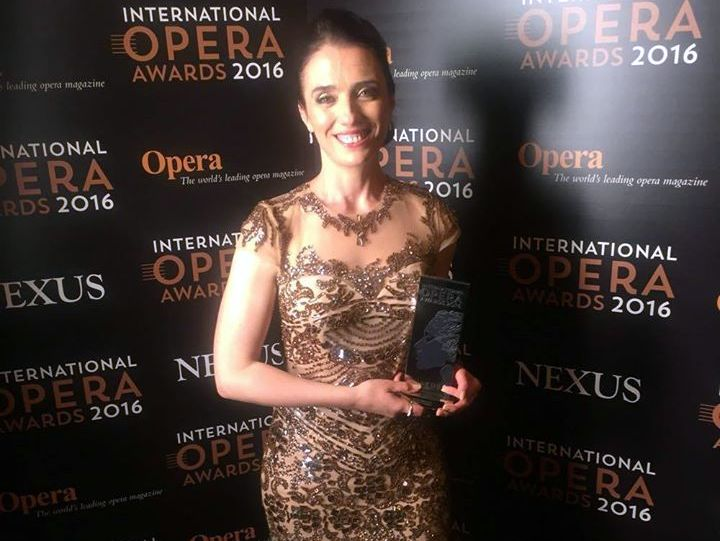 Ermonela Jaho wins international opera prize