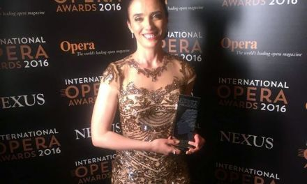 London: Albania's Jaho wins International Opera Award
