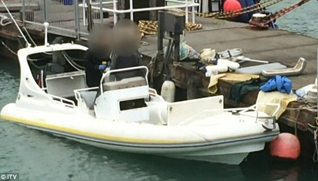 Two British men charged for boat carrying 18 Albanians, rescued off Kent coast