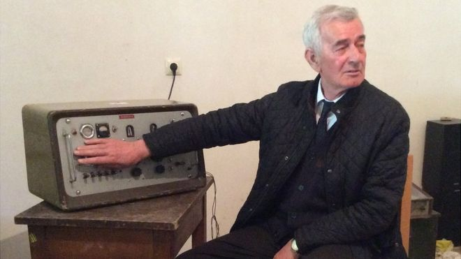 Nesti Vako, Albania's communist-era spy chief