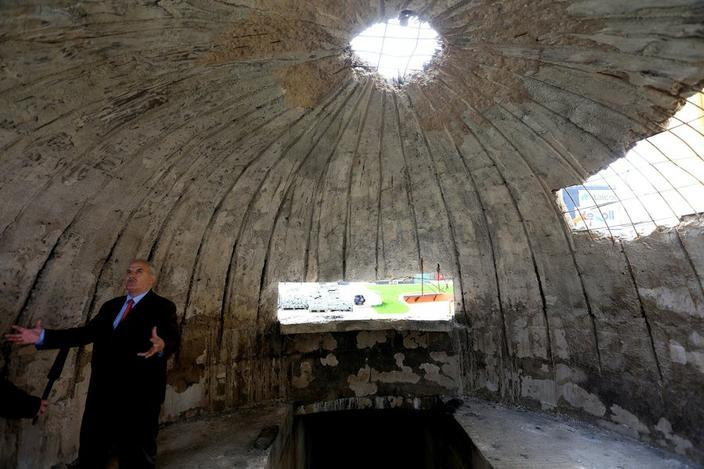 Albania to lure tourists with Cold War nuclear bunker