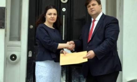 Javën e kaluar u mbajt një protestë në Londër për përshpejtimin e miratimit të Reformës në Drejtësi në Shqipëri