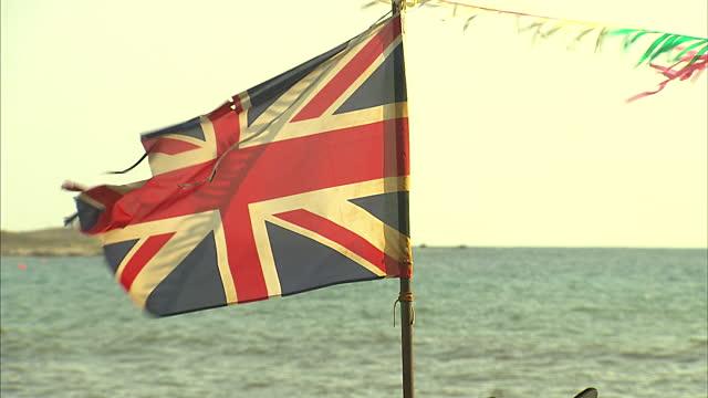 Flamuri britanik i shkyer