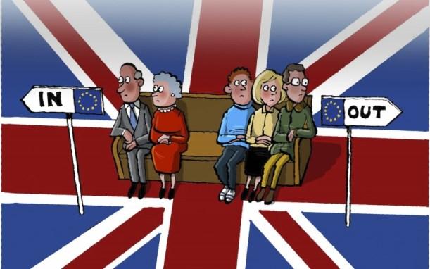 Brexit illustraition