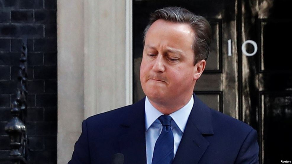 Kryeministri Cameron mbajti sot mbledhjen e fundit të kabinetit