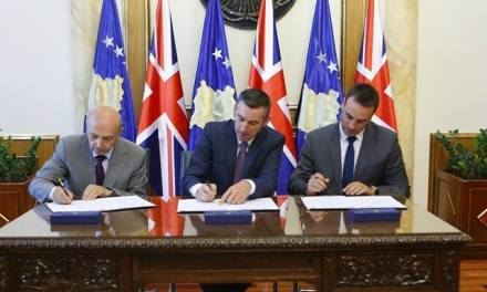 Britain to fund recruitment for senior Kosovo state positions in bid to tackle nepotism