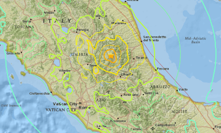 Five Albanians wounded in devastating earthquake in central Italy