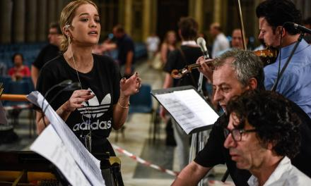 Rita Ora with other famous Albanian artists to perform ahead of Mother Teresa's canonisation