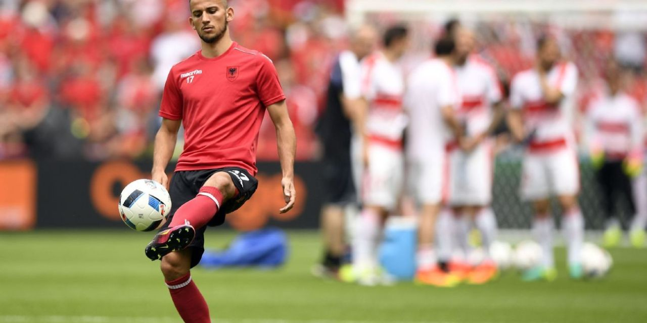Albania and Macedonia tensions high ahead of tonight's World Cup qualifying clash