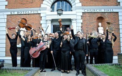 Albanian conductor Olsi Qinami to conduct London Thames Orchestra, 15th October 2016