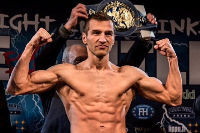 European lightweight champion Tatli has his eyes set on world title fight in 2017