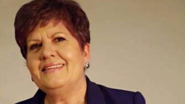 An Albanian woman amongst 10 Scotland's 'outstanding' women