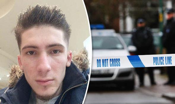 I vrari në rrethana të dyshimta në Southampton, ishte shqiptar
