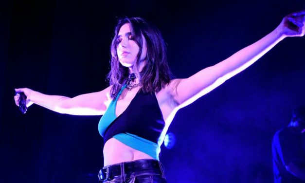 Dua Lipa confirms herself for Glastonbury 2017 – NME