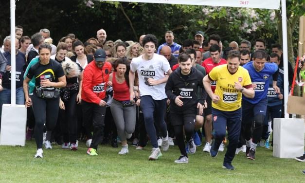 Mblidhen në Londër rreth £3400 për fëmijet me kancer në Kosovë (Photo)
