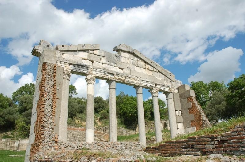 Apollonia, Albania